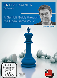 A Gambit Guide through the Open Game Vol.1+2