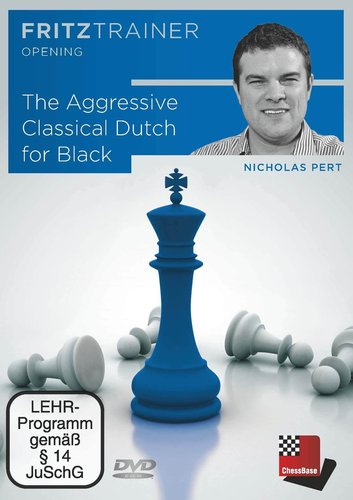 The Aggressive Classical Dutch for Black, (Pert) DVD
